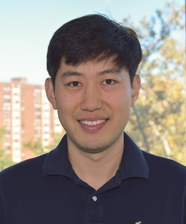 Xi Chen, Assistant Professor of Chemical Engineering